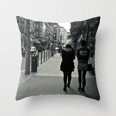 PonteYork Throw Pillow