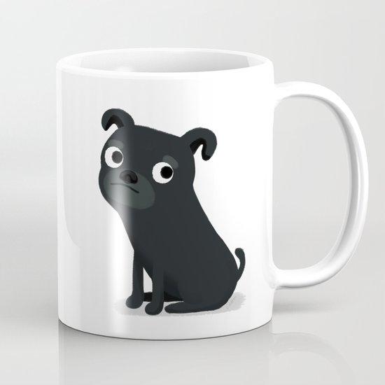 Pug - Cute Dog Series Mug