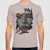 Melancholy Mens Fitted Tee Cinder SMALL