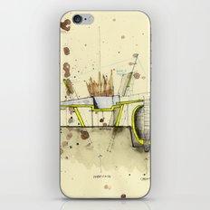 Process Sketch iPhone & iPod Skin