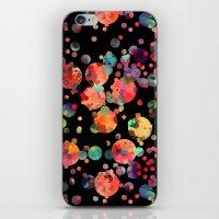 Confetti iPhone & iPod Skin