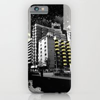 CMYK Triptych - Yellow iPhone 6 Slim Case