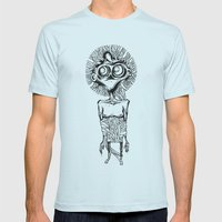 The Mummy Mens Fitted Tee Light Blue SMALL