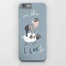 on the LAMb iPhone 6 Slim Case