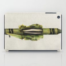 To The Core: Green iPad Case