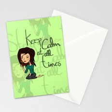 good life Stationery Cards