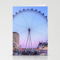 The London Eye, London Stationery Cards