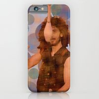 iPhone & iPod Case featuring The juggler by Tamar Isaak