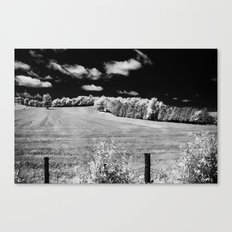 INFRARED PHOTOGRAPHY Canvas Print