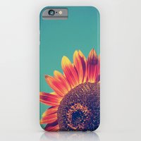 iPhone & iPod Case featuring Summer Sunflower by Olivia Joy StClaire