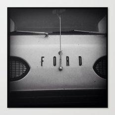 Vintage Ford Canvas Print