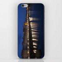 Blue Blue Italy iPhone & iPod Skin