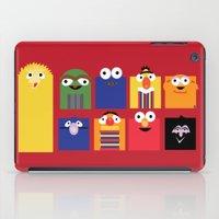 Sesame Street iPad Case