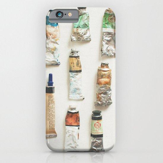 Oils iPhone & iPod Case