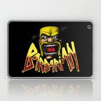 Barbarian Laptop & iPad Skin