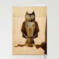 Owl Riffic Paper Cutout … Stationery Cards