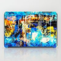 In and Out of the Blue iPad Case