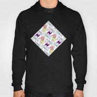 Structured Geometric Hoody