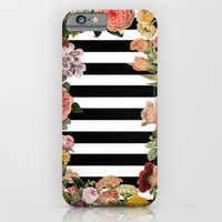 iPhone & iPod Case featuring Modern Garden by RichCaspian