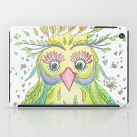 Forest's Owl iPad Case