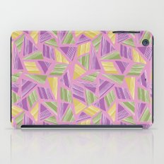 Tropical Geo iPad Case