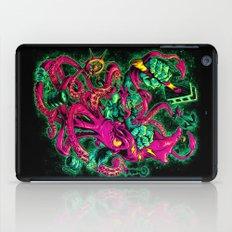 GORILLA VS. ARCHITEUTHIS iPad Case