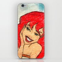 It's All About Love  iPhone & iPod Skin
