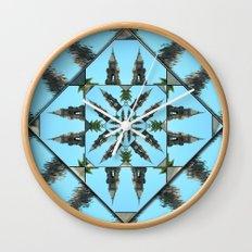 Clocks mandala Wall Clock