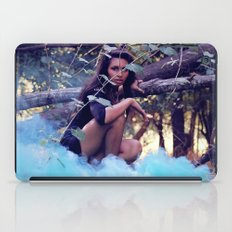 From the majesty she rises iPad Case