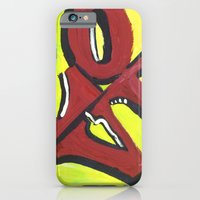 Neon LOVE iPhone 6 Slim Case