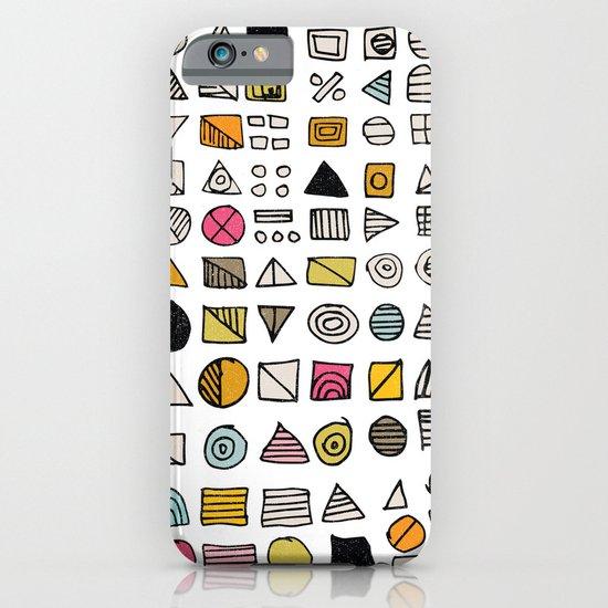 HIEROGLYPHS  iPhone & iPod Case