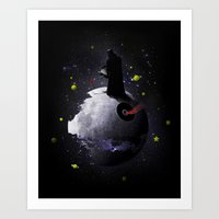 The little prince Art Print