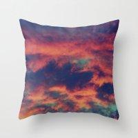 Playful Daydream Throw Pillow