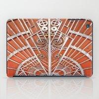 Metal Overlay iPad Case