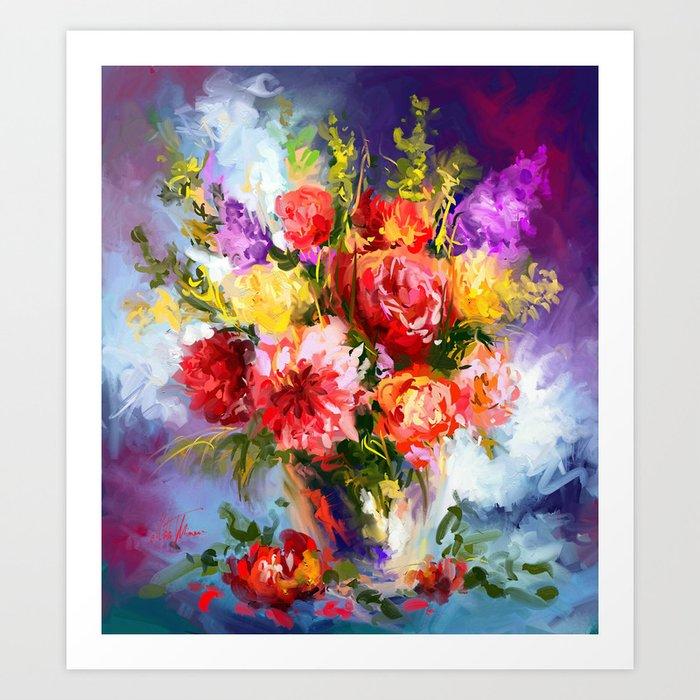 spring a vase art - photo #41