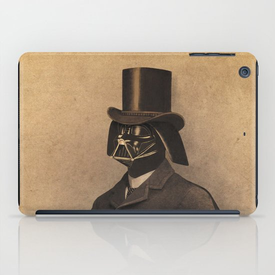 Lord Vadersworth iPad Case