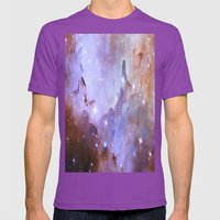 Westerlund 2 Mens Fitted Tee Ultraviolet SMALL