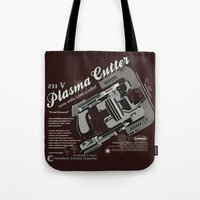 Dead Space - Plasma Cutt… Tote Bag