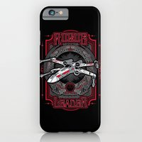 iPhone & iPod Case featuring Rogue Leader by Buzatron