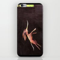 Unlikely Escape. iPhone & iPod Skin