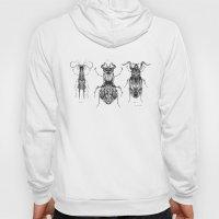 Entomologic Bones Hoody