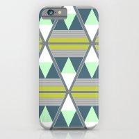 Tribal Blues iPhone 6 Slim Case