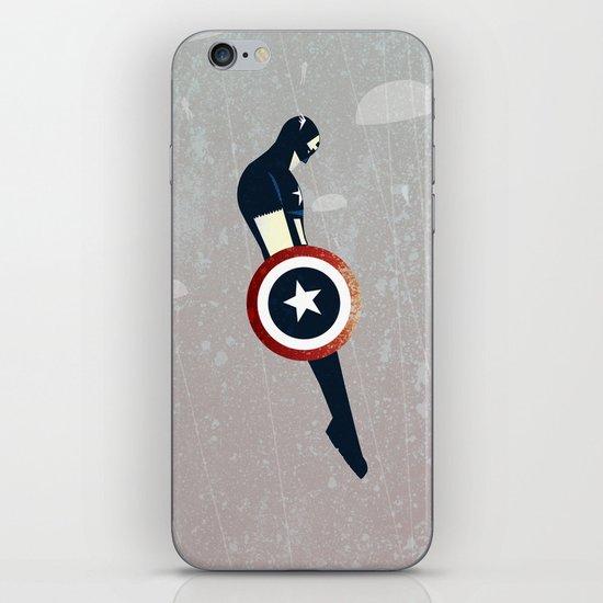 Freedom Fall iPhone & iPod Skin