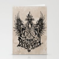 Deus Lex Mea - God is my Light Stationery Cards