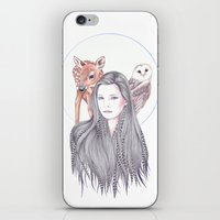 Forest Allies iPhone & iPod Skin