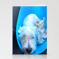 Dog2 Stationery Cards
