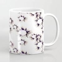 Lace Flower Mug