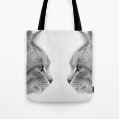 For those cat lovers out there!  Tote Bag