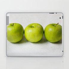 Three Apples Laptop & iPad Skin