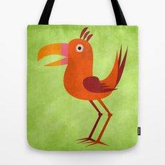 The Tiki Bird Tote Bag